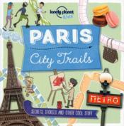 City trails ; Paris (édition 2016) - Couverture - Format classique