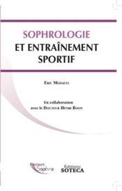 Sophrologie et entrainement sportif - Couverture - Format classique