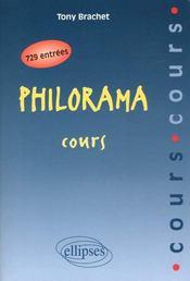 Philorama Cours 729 Entrees - Intérieur - Format classique
