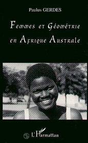 Femmes Et Geometrie En Afrique Australe - Intérieur - Format classique
