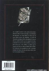 Priest T.3 - 4ème de couverture - Format classique