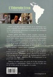 L'eldorado inca ; à la recherche de païtiti - 4ème de couverture - Format classique