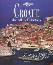 La croatie - Intérieur - Format classique