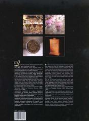Le caron parfumeur - 4ème de couverture - Format classique