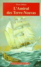 L'amiral de Terre-Neuvas - Couverture - Format classique