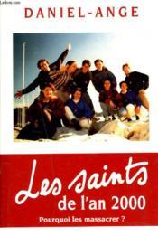 Les saints de l'an 2000 - Couverture - Format classique