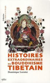 Histoires extraordinaires du boudhisme tibétain - Intérieur - Format classique
