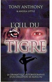 L'oeil du tigre - Couverture - Format classique