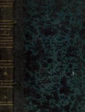 Histoire de l'esclavage pendant les deux dernières années - Couverture - Format classique