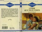 L'Emir Aux Yeux Verts - A Risky Business - Couverture - Format classique