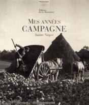 Mes Annees Campagne - Couverture - Format classique