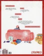 Anesthésie générale - 4ème de couverture - Format classique