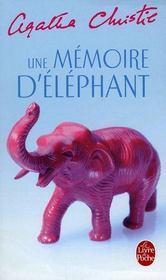 Une mémoire d'éléphant - Intérieur - Format classique