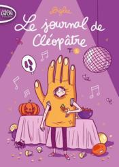 Le journal de Cléopâtre T.1 - Couverture - Format classique