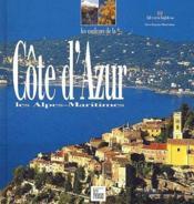 Les couleurs de la Côte d'Azur ; les Alpes-Maritimes - Couverture - Format classique