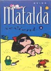 Mafalda Revient - Couverture - Format classique