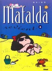 Mafalda Revient - Intérieur - Format classique