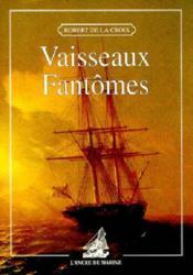 Vaisseaux fantomes - Couverture - Format classique