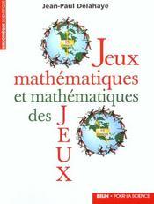 Jeux Mathematiques - Intérieur - Format classique
