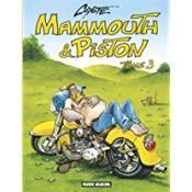 Mammouth et piston - t3 - Couverture - Format classique