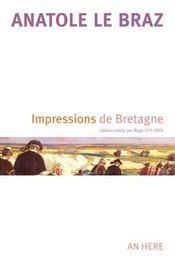 Impressions De Bretagne - Intérieur - Format classique