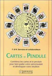 Cartes Et Pendule - Couverture - Format classique
