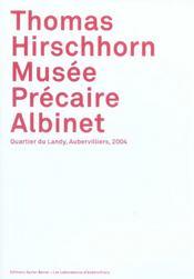 Musee Precaire Albinet - Intérieur - Format classique