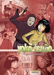 Yoko Tsuno ; INTEGRALE VOL.7 ; sombres complots - Couverture - Format classique
