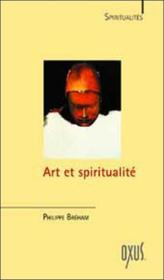 Art et spiritualité - Couverture - Format classique