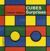 Cubes surprises - Couverture - Format classique