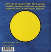 Cubes surprises - 4ème de couverture - Format classique