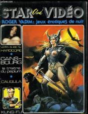 Star Cine Video N°1 - Couverture - Format classique