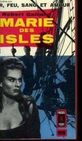 Marie Des Isles - Couverture - Format classique