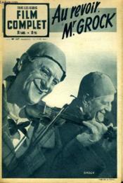 Tous Les Jeudis - Film Complet N° 227 - Au Revoir Mr Grock - Couverture - Format classique