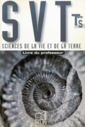 Sciences et vie de la terre ; terminale S ; livre du professeur - Couverture - Format classique
