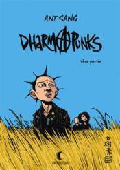Dharma punks T.1 - Couverture - Format classique