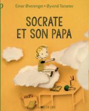 Socrate et son papa - Couverture - Format classique