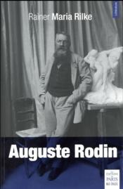 Auguste Rodin - Couverture - Format classique