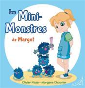 Les mini-monstres de Margot - Couverture - Format classique