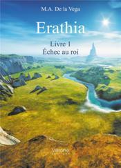 Erathia t.1 ; échec au roi - Couverture - Format classique