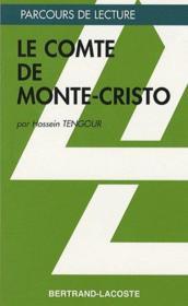 Le comte de Monte-Cristo, d'Alexandre Dumas - Couverture - Format classique