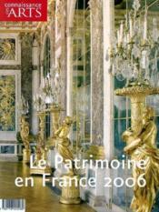 Connaissance Des Arts N.290 ; Le Patrimoine En France (Edition 2006) - Couverture - Format classique