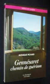 Gennesaret Chemin De Guerison - Couverture - Format classique