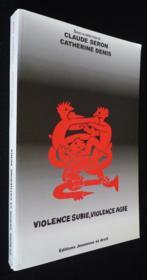 Violence Subie Violence Agie - Couverture - Format classique