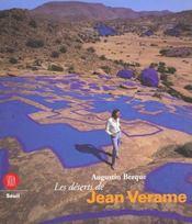Les déserts de Jean Verame - Intérieur - Format classique