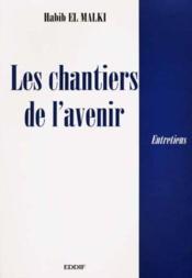 Les Chantiers De L'Avenir - Couverture - Format classique