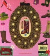 Les souliers de Jacob - 4ème de couverture - Format classique