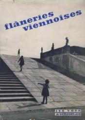Flaneries viennoises - Couverture - Format classique