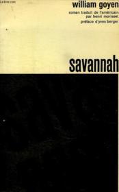 Savannah. - Couverture - Format classique