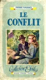 Le Conflit - Couverture - Format classique